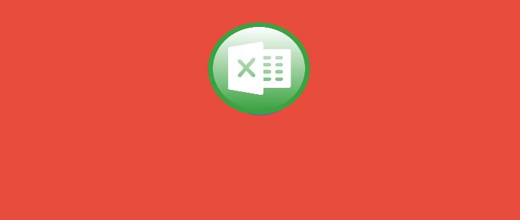 Excel'de Ekle Menüsü