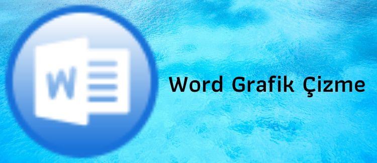 Word Grafik Nasıl Yapılır