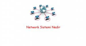 Network Sistemi Nedir