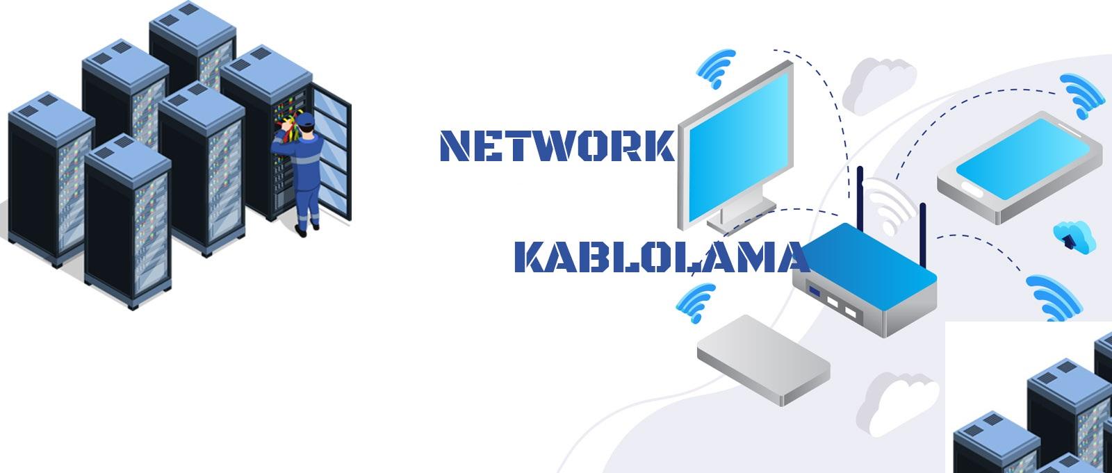 Network Kablolama Nasıl Yapılır