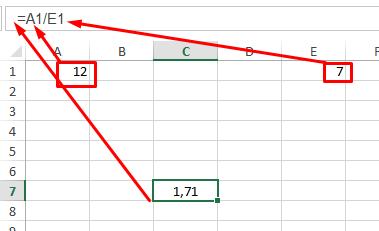 Excel Bölme